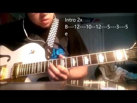 Deep Cries Out Electric Guitar Cover