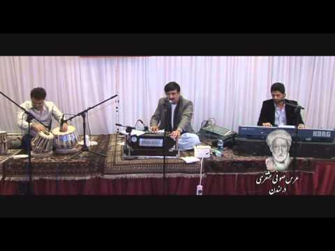 Ahmad Zia Rashidi - Khuda Ya