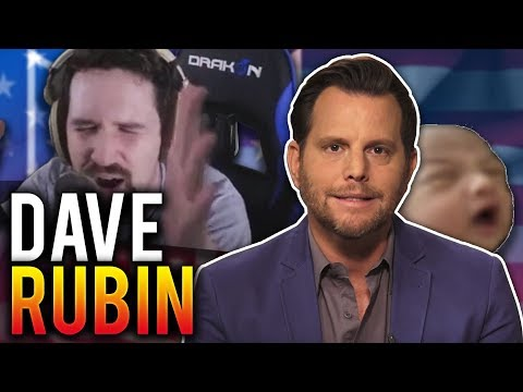Stupid and Hypocritical - Destiny Reacts to Dave Rubin's 'Taking the Knee'