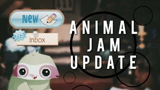 Animal Jam: Updates - HIDDEN BASEMENT & New Jamagram Layout!