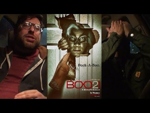 Midnight Screenings - Tyler Perry's Boo 2! A Madea Halloween