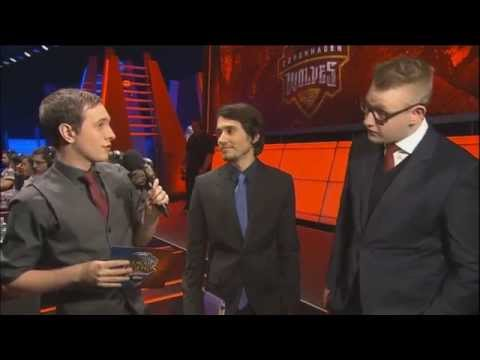 Interview with Prolly and Dentist before H2K and CW game 1 | EU LCS Spring 2015 playoffs