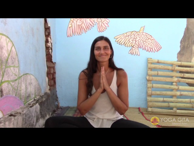 Yoga Gita testimonial by Alice