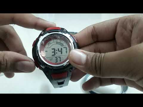 Mingrui Digital Watch Unboxing & Review