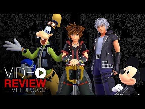 Kingdom Hearts III - Reseña