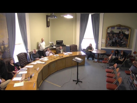 City of Plattsburgh, NY Meeting  5-10-18