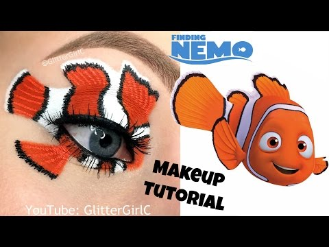 Nemo Makeup Tutorial