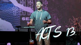 Acts 13 - Set Apart and Sent   The Bridge Church