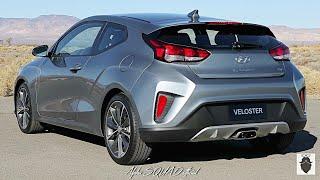 Hyundai Veloster 2019 смотреть