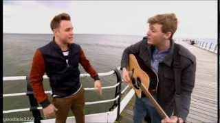 Olly Murs / James Arthur - Heart Skips A Beat *Duet HD*