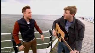 Olly Murs / James Arthur - Heart Skips A Beat *Duet HD*