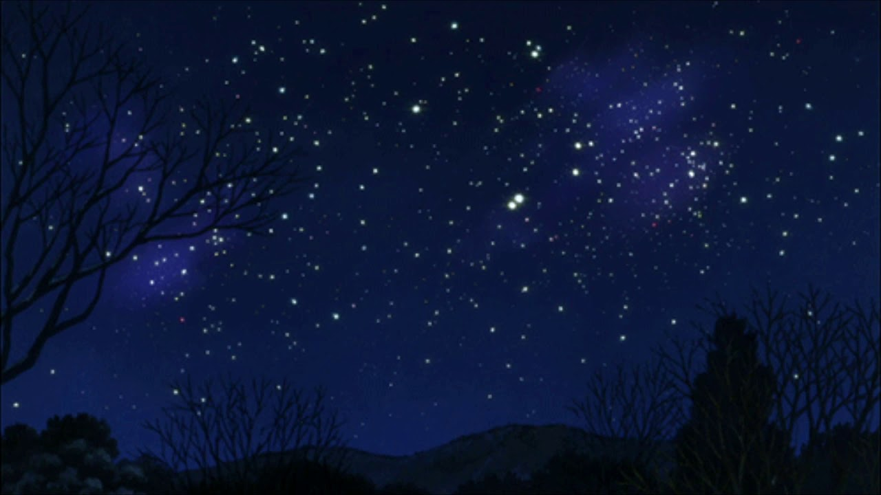 звездная ночь гифка курсантов слушателей