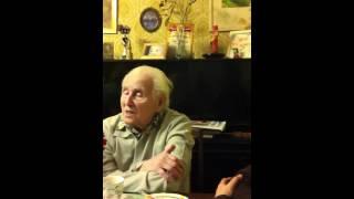 Стихи Ветерана Великой Отечественной Войны