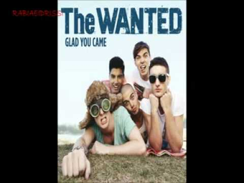 The Wanted - Glad You Came MP3