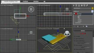 Подобъекты в 3DsMax 2010 (6/42)