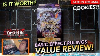 Is it Worth It? VALUE & EFFECT REVIEW - Zombie Horde Structure Deck