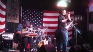 "Richie Law sings Original song  ""John Deer Letter"" @  Boot Grill  8-30-13"