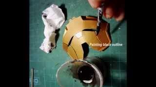 Hulkbuster Papercraft