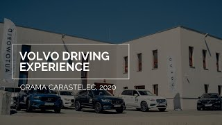 Volvo Driving Experience at Carastelec