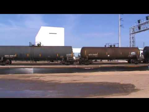 BNSF / CEFX General Freight Tulsa, OK 8/20/17 vid 4 of 6