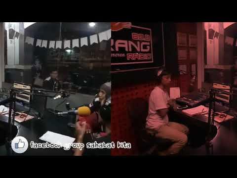 TALK SHOW ON AIR RADIO FM SERANG