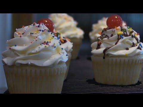 A One-Woman Cupcake Shop