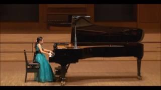 本選の演奏。2016年8月。 ベートーヴェン ソナチネヘ長調第一楽章 チャ...