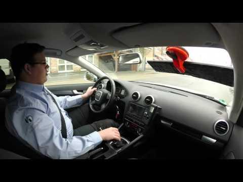 Probefahrt - Audi A3 Sportback 1.9 TDI Attraction