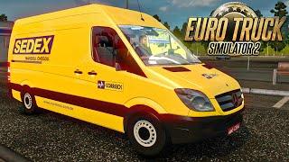 Entrega SEDEX - Euro Truck Simulator 2