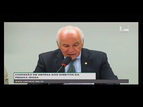 DEFESA DOS DIREITOS DA PESSOA IDOSA - Reunião Deliberativa - 23/08/2017 - 15:26