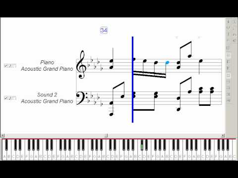 Dear You (Higurashi no Naku Koro Ni OST) ~ Music Piano Sheet
