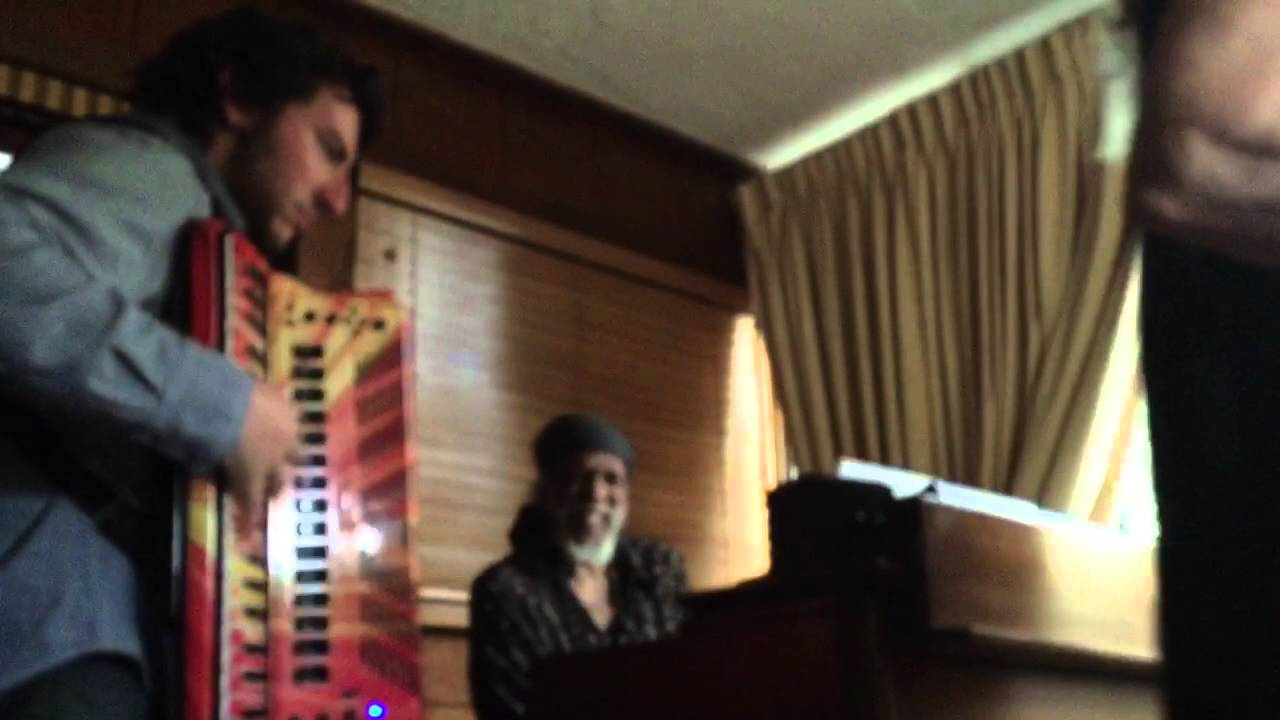 Dr. Lonnie Smith & Cory Pesaturo Jam - Jazz Legend Dr. Lonnie Smith and World Accordion Champion Cory Pesaturo during a Jam.