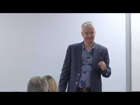 How to introduce your business:Steve Bustin keynote speech