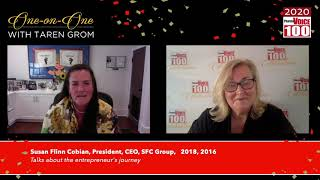 Susan Flinn Cobian, SFC Group – 2020 PharmaVOICE 100 Celebration