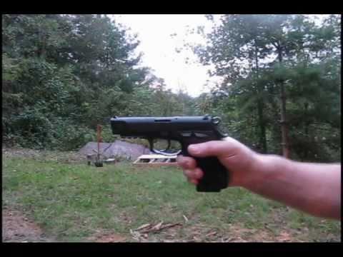 Shooting The Bersa Thunder Pro 9 HC