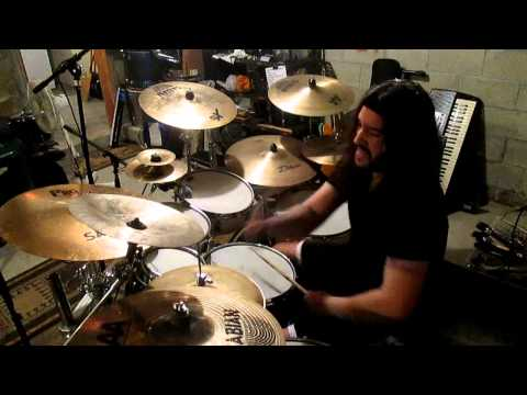 Glen Monturi - Enigma Machine (Dream Theater Drum Cover)