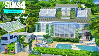 The Sims 4 💚 Gardeners House 💚 Eco Lifestyle