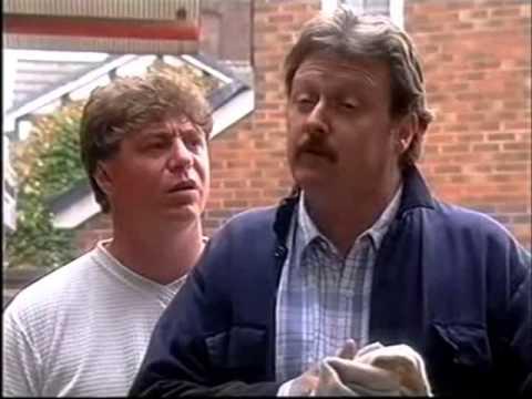 Coronation Street - Jim McDonald And Ken Barlow 2000