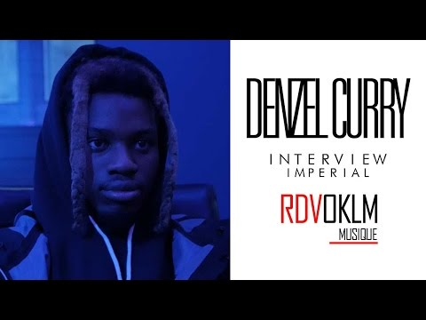 Interview Denzel Curry - RdvOKLM « Imperial »