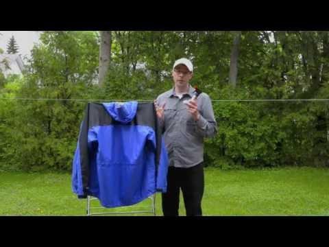 Tips On Rejuvinating Rain Gear