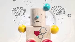 Build A Robot - Да построим робот Plantoys