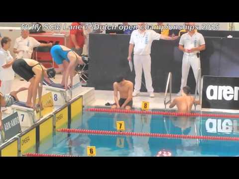 Saranda Hofstra Swimming