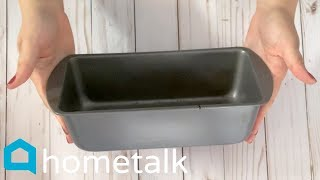 Bakeware Upcycles | Upcycyle your old bakeware into these gorgeous decor ideas! | Hometalk