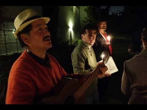 The World: Celebrating Christmas with music, tamales and piñatas on YouTube