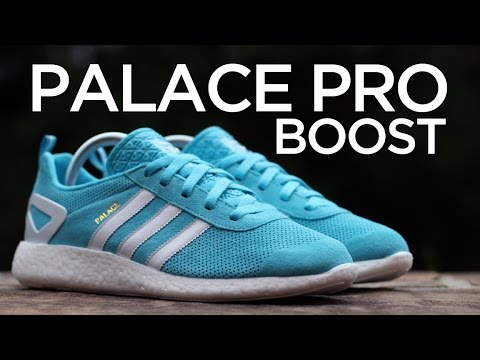 Adidas Ultra Boost X Palace