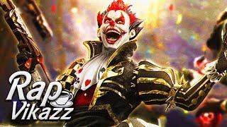 Rap do Joker Dourado (Free Fire Battlegrounds) Vikazz 71 (Prod. Sidney Scaccio)