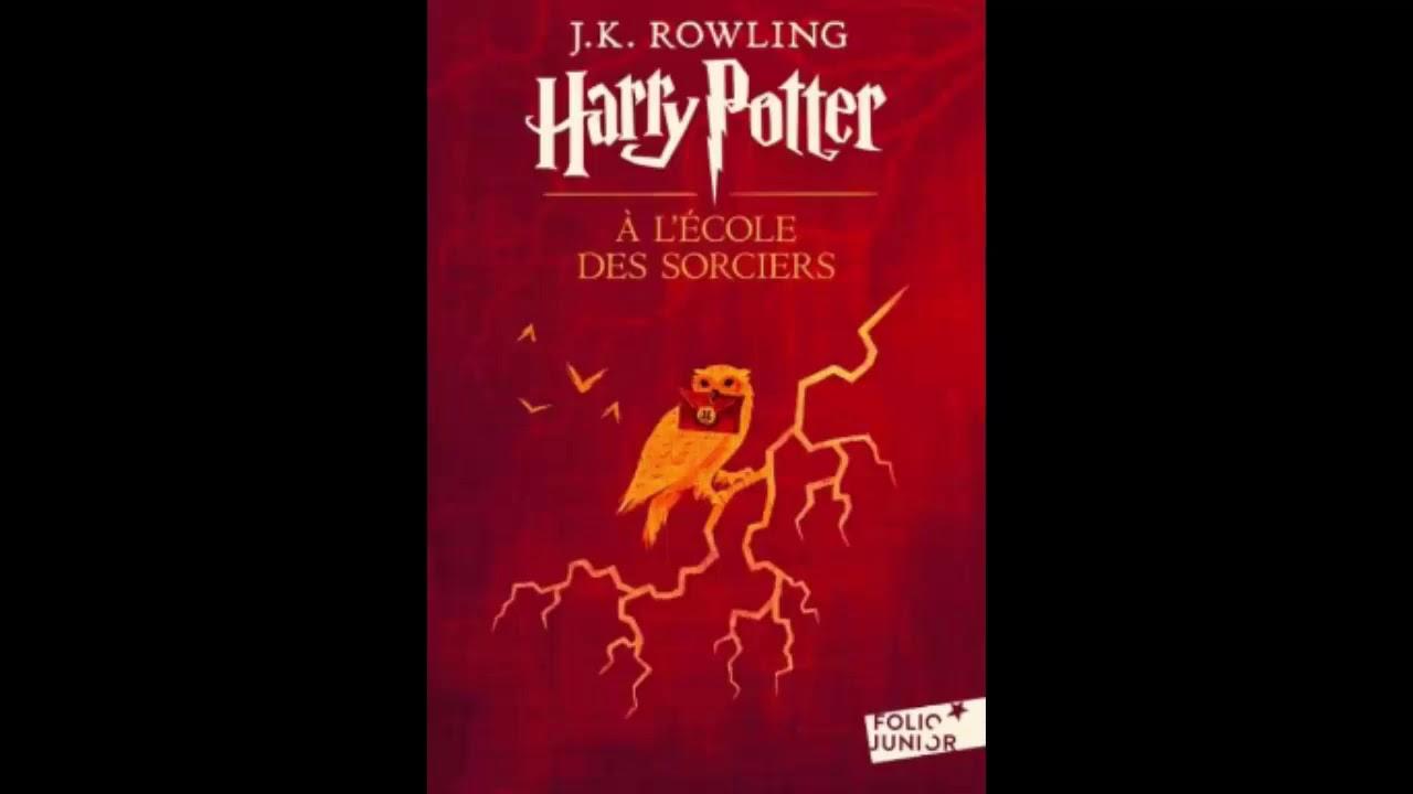 Harry Potter Livre Audio