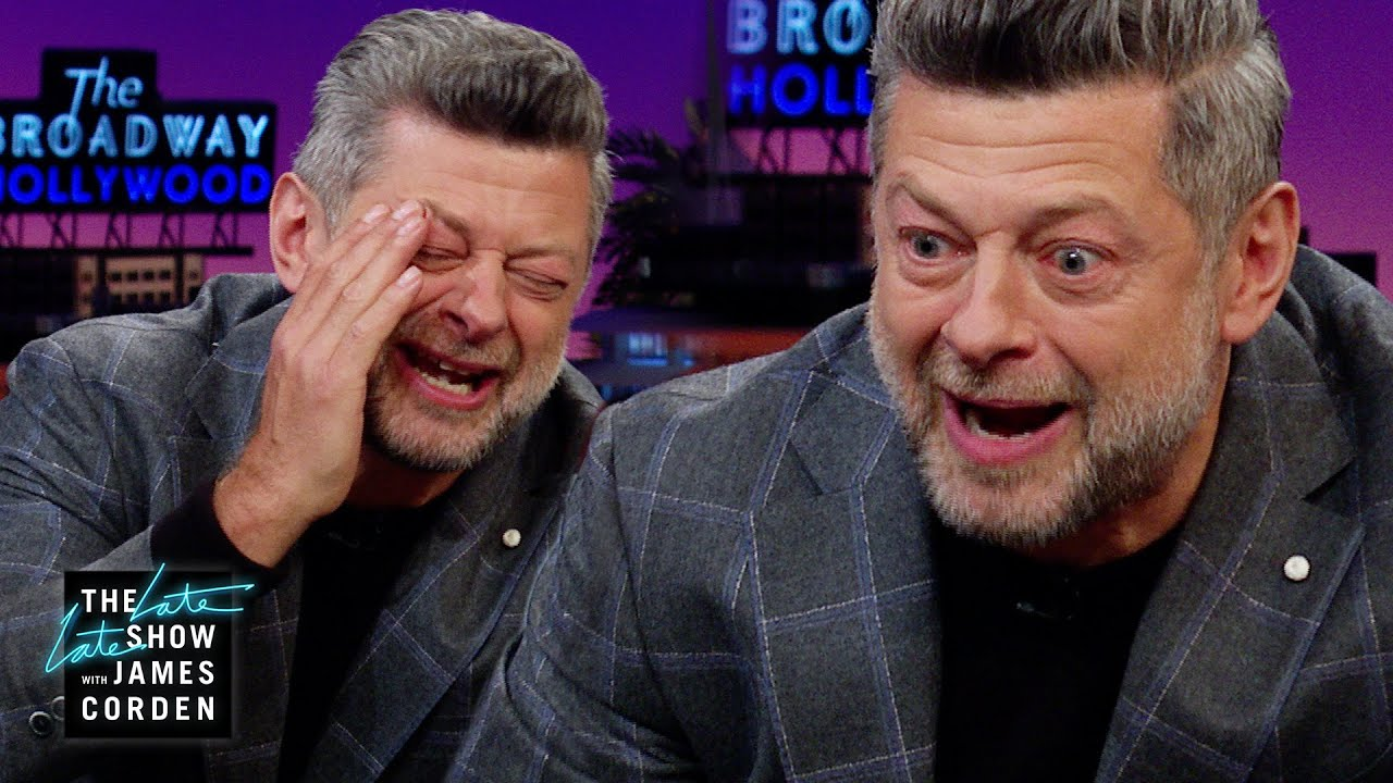 Download How To Do a Perfect Gollum w/ Andy Serkis