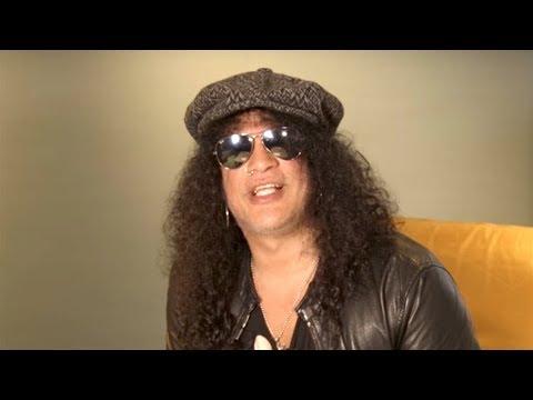 Slash: Writing Sober Was Actually Comfortable