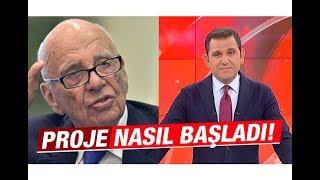 Ergün Diler : Murdoch, TÜRKİYE'nin en güçlü medya patronu olacaktı ama...